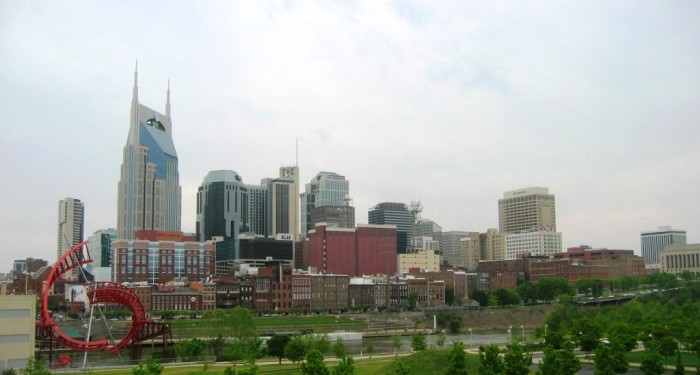 8) And Nashville doesn't encompass ALL of Tennessee.
