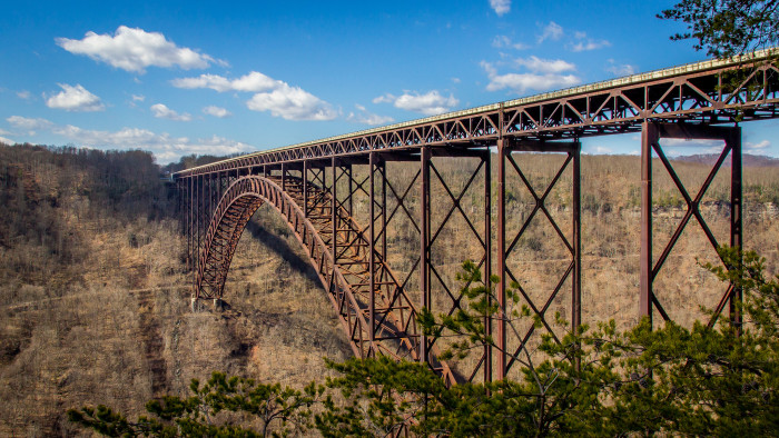 1. The New River Gorge