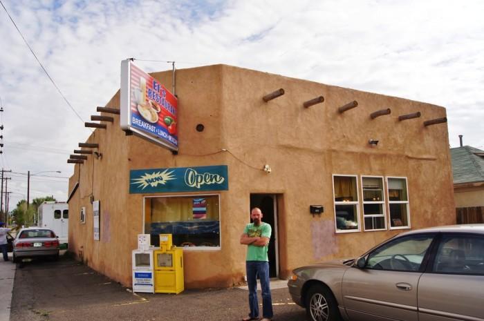 4.) Ef's Restaurant (Alamosa)