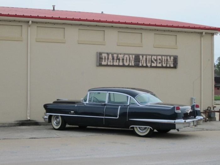 8. Step back in time at the Dalton Defenders Museum (Coffeyville)