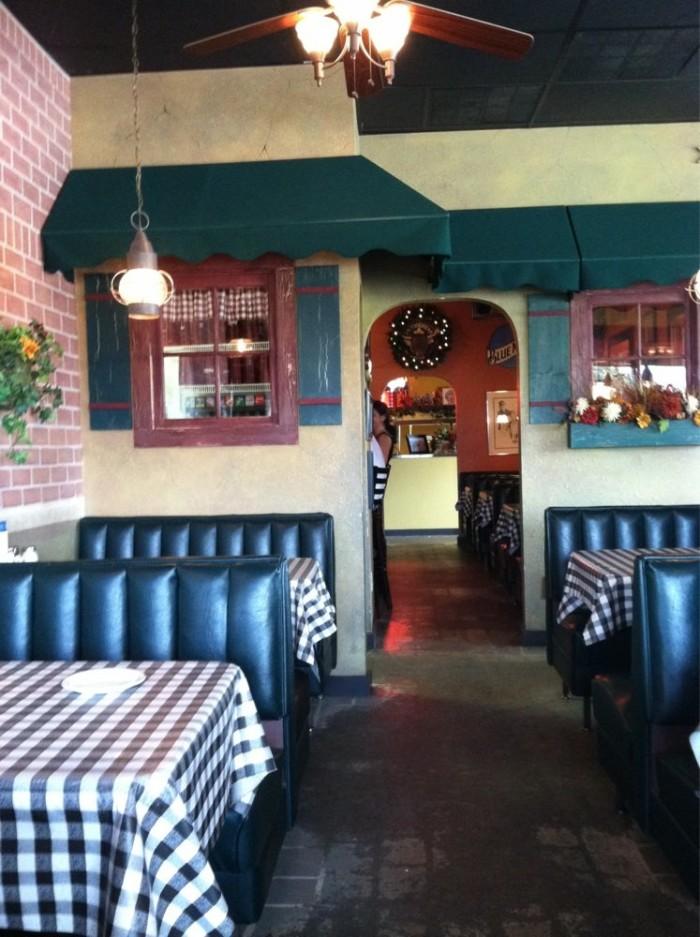 10. Rulli's Italian Rest Inc