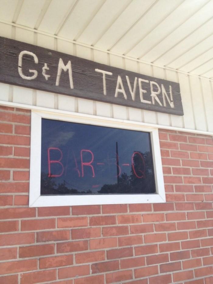 10.) Guy & Mae's Tavern (Williamsburg)
