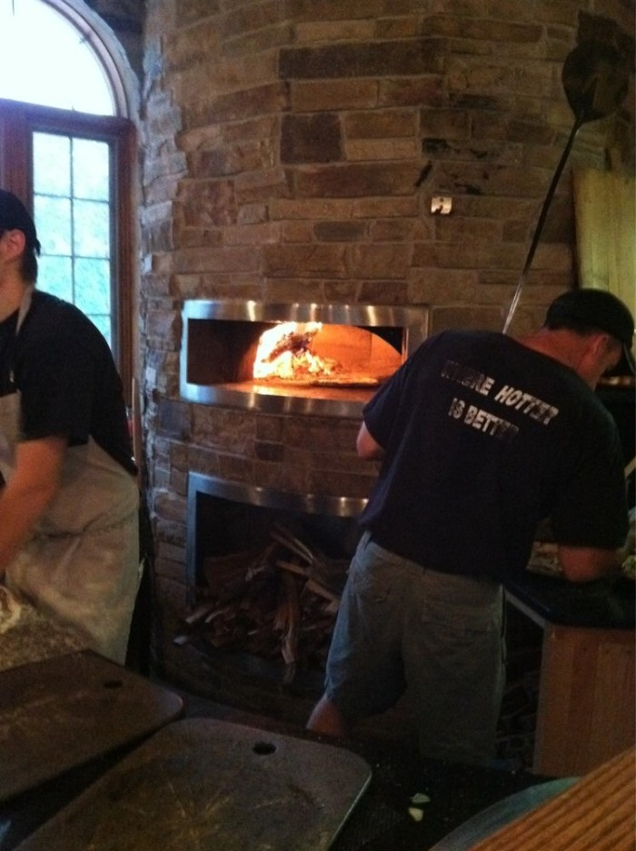 10. Stop 50 Wood Fired Pizzeria