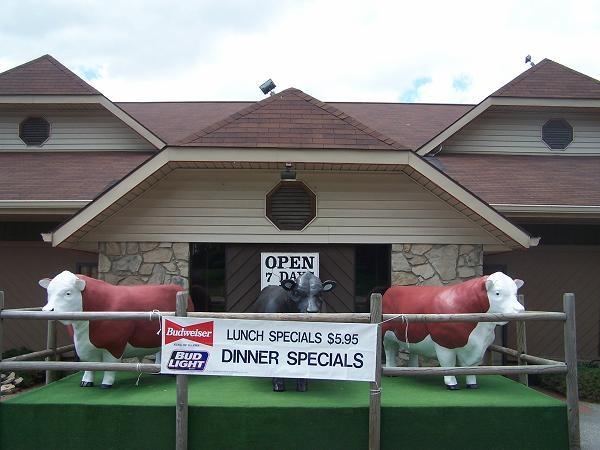 9. Bynum's Steakhouse