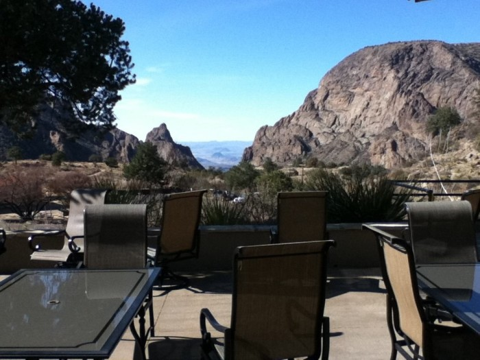 6) Chisos Mountain Lodge Restaurant (Big Bend National Park)