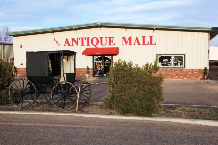5. A & J Antique Mall (Fort Collins)