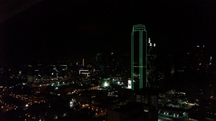3) Five-Sixty (Dallas)