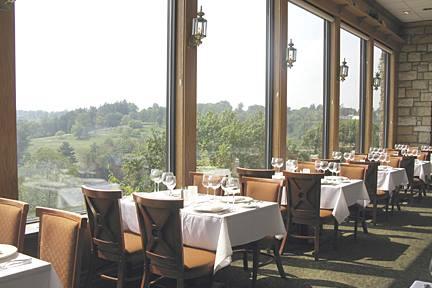 7. The Ihlenfeld Dining Room at Oglebay Resort in Wheeling