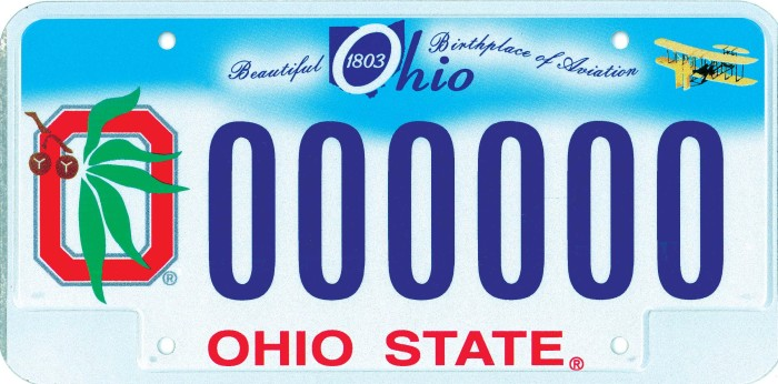 5) Michigan doesn't have to lie on its license plate.