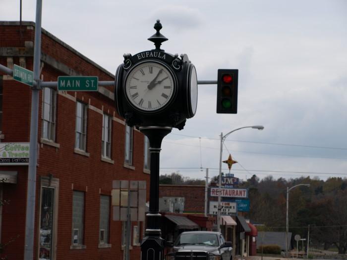 5. McIntosh County, Population:  20,252