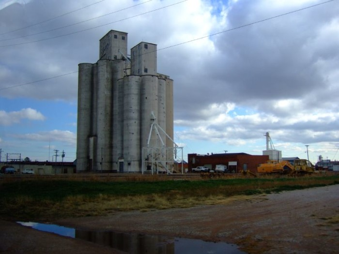 4. Tillman County, Population: 7,992