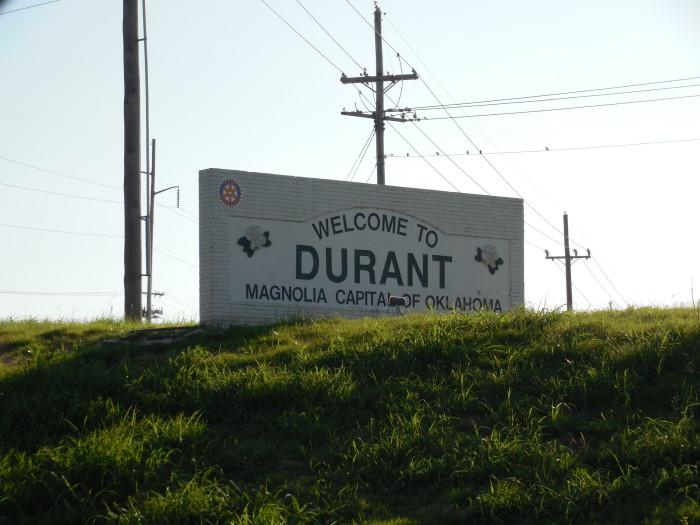 4. Durant