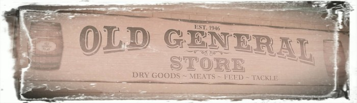 4. Old General Store: Norman