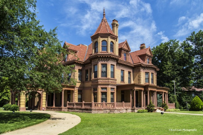 7 historical houses in oklahoma for New home builders okc