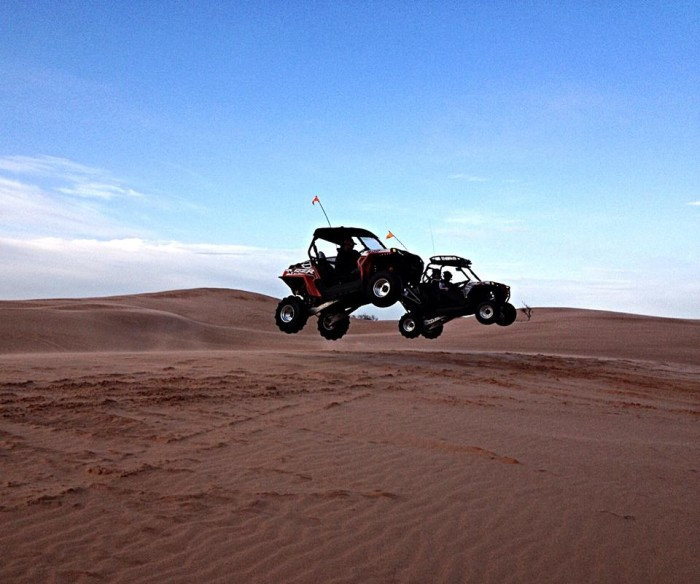 10. Take a Ride In The Sand Dunes
