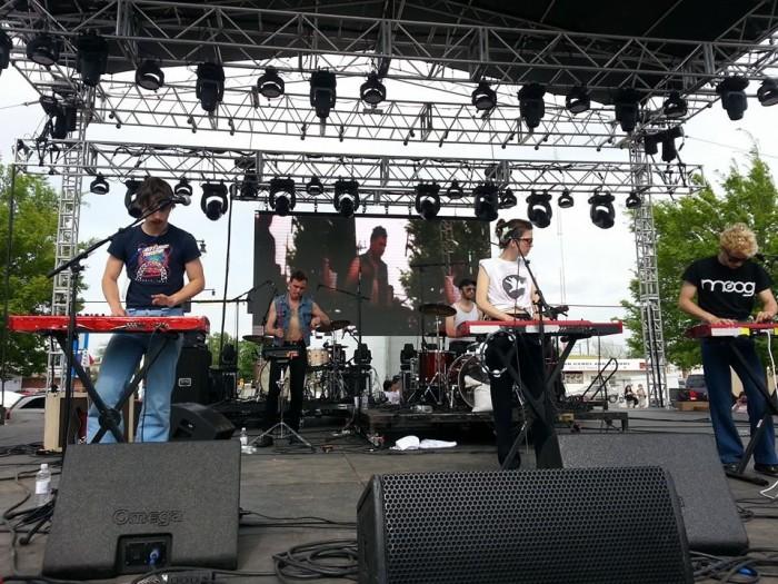 2. Norman Music Festival: Norman - April