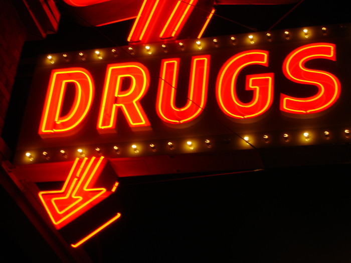 5. Drugs Found Here
