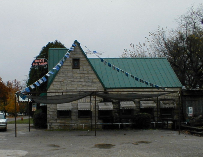1. Bob's Pig Shop: Paul's Valley