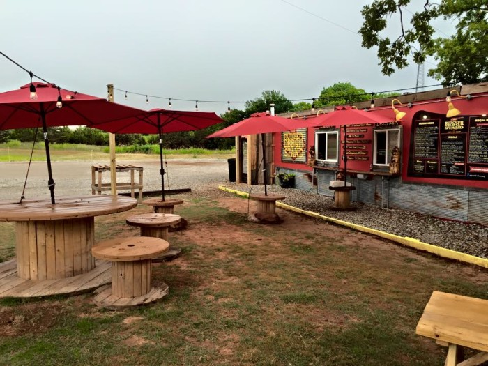 3. Butcher's BBQ Stand: Wellston