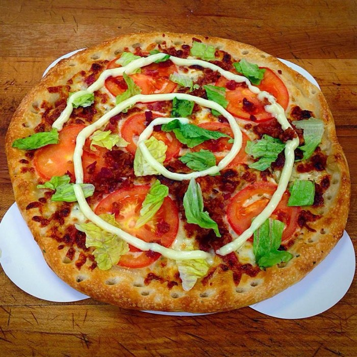 8. Firo-Fire Kissed Pizza: Lawton