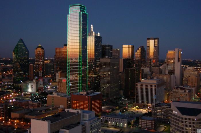 5. Dallas.