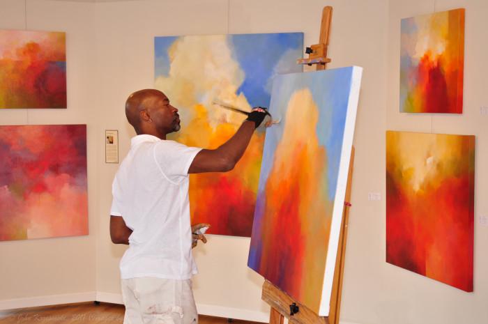 5. The Artist