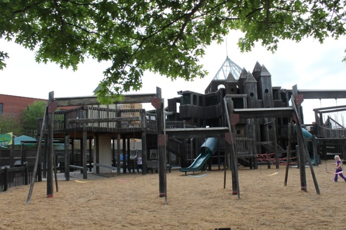 1. Adventure Quest Playground at Leonardo's Discovery: Enid