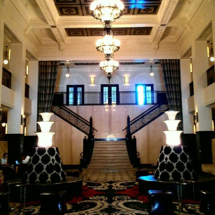 2. The Mayo Hotel: Tulsa
