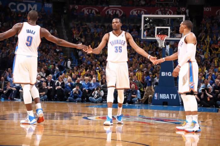 4. OKC Thunder Basketball at Chesapeake Energy Arena: Oklahoma City