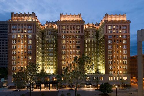 3. The Skirvin Hotel: Oklahoma City