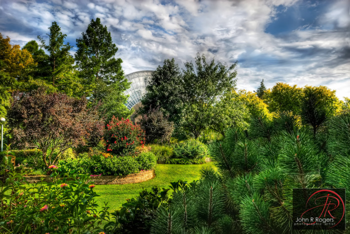 6 Beautiful Gardens In Oklahoma