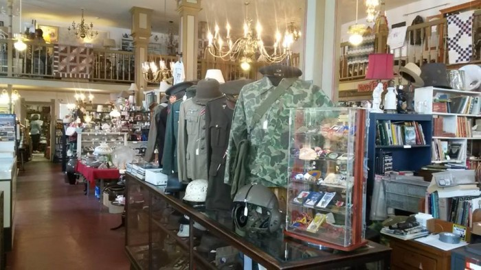 3. Old Town Antiques in Huntington