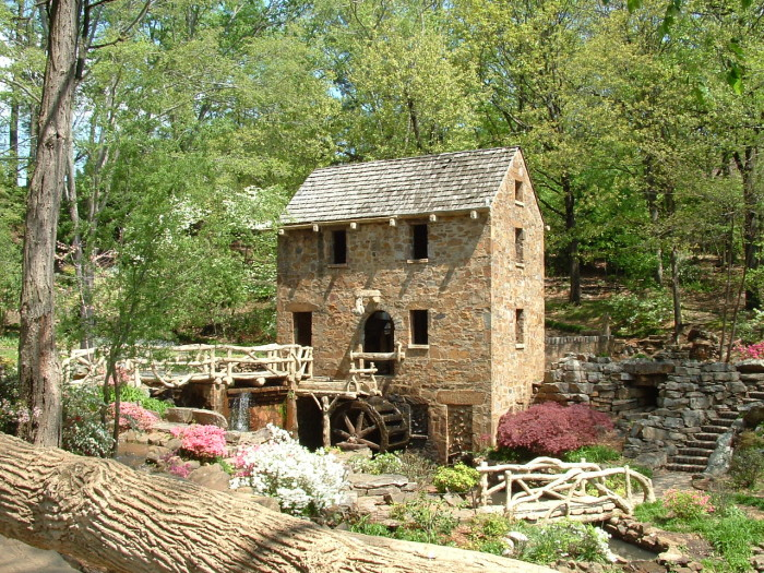 7. North Little Rock - The Old Mill