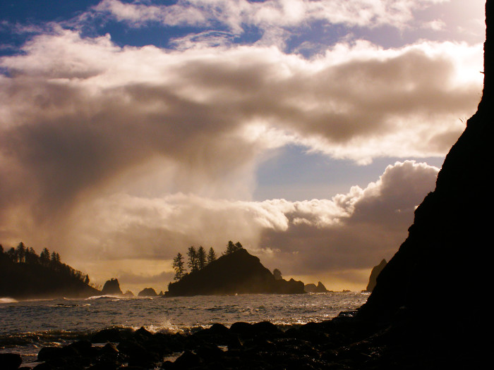 4. Olympic National Park