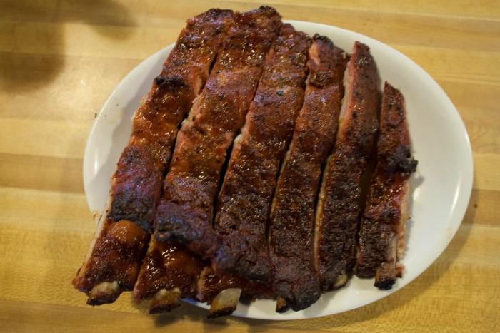 3) Outlaw's BBQ, Alexandria