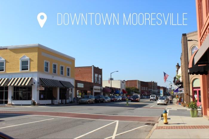 1. Mooresville