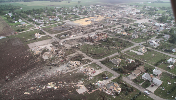 The EF4 tornadoes in and around Pilger in 2014