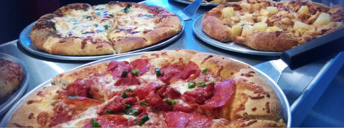 4) Pint House Pizzeria, Lake Charles