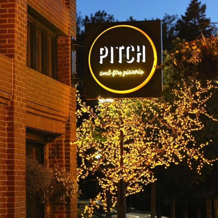 Pitch Coal-Fire Pizzeria, Omaha