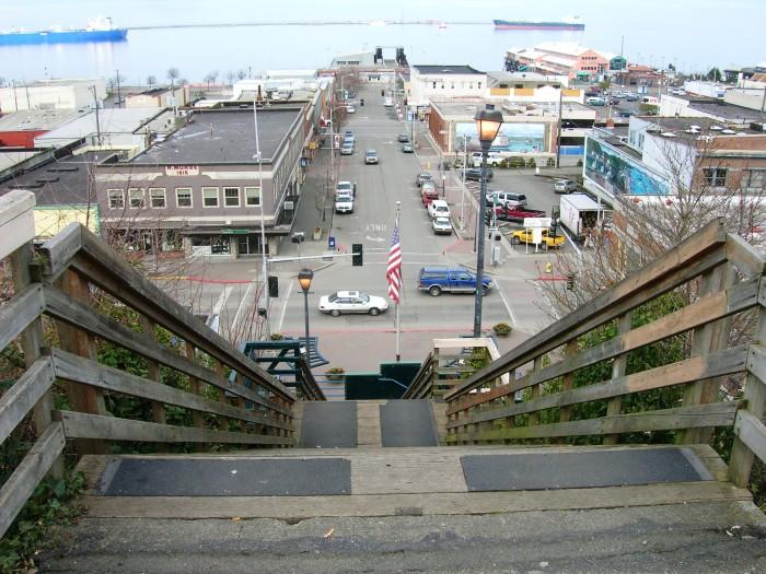 5. Port Angeles