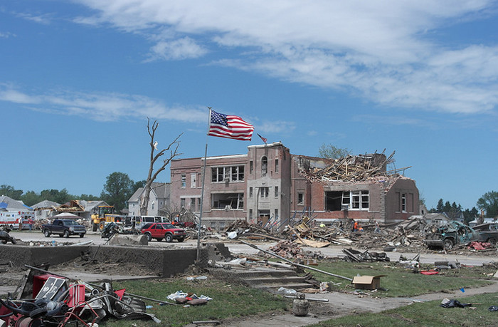 We Might Get Knocked Down, But We'll Rebuild Even Better