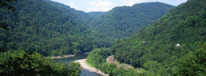 1. Rend (Thurmond-Minden) Trail