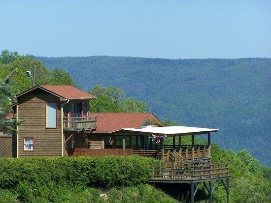 8. Mountain View Restaurant, Spruce Pine