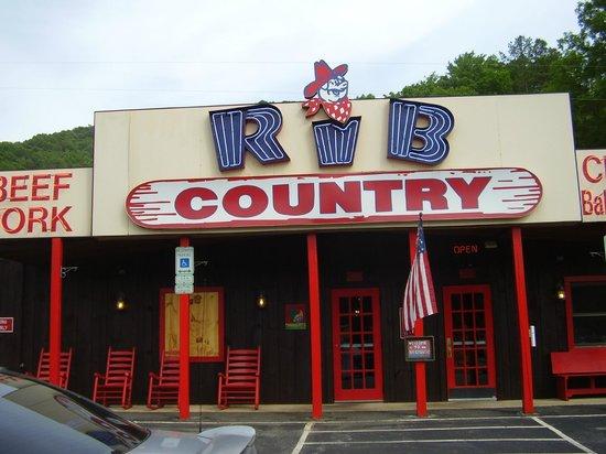 9) Rib Country - 2652 US-129, Cleveland, GA 30528