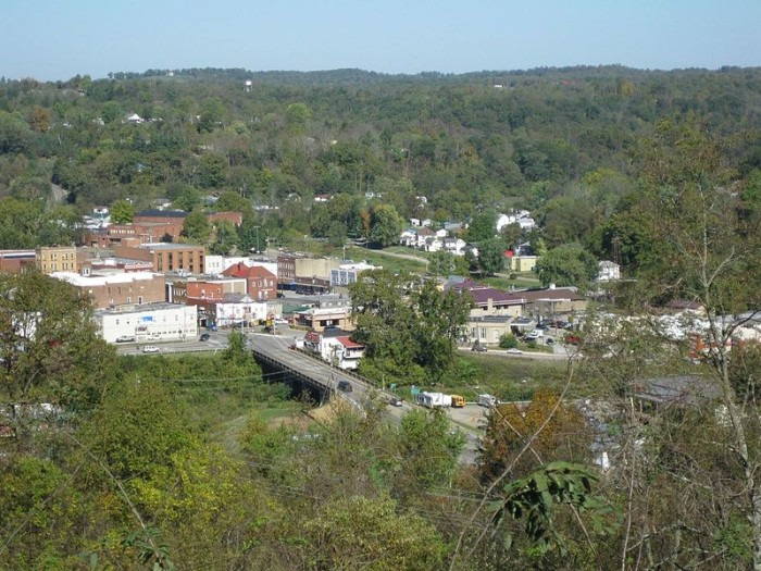 4. Roane County is the fourth poorest in the state.