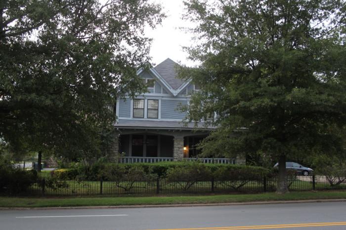 15. Joseph Taylor Robinson House