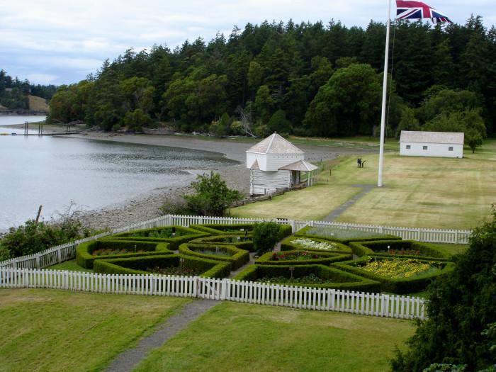 4.  San Juan Island National Historical Park