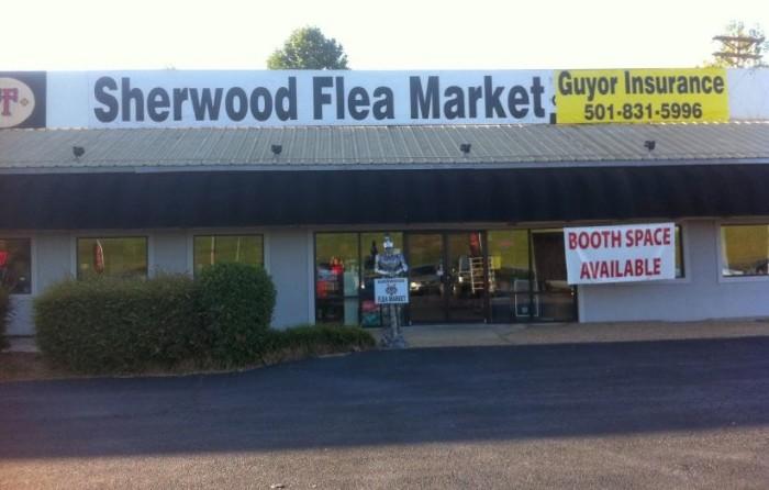 4. Sherwood Flea Market