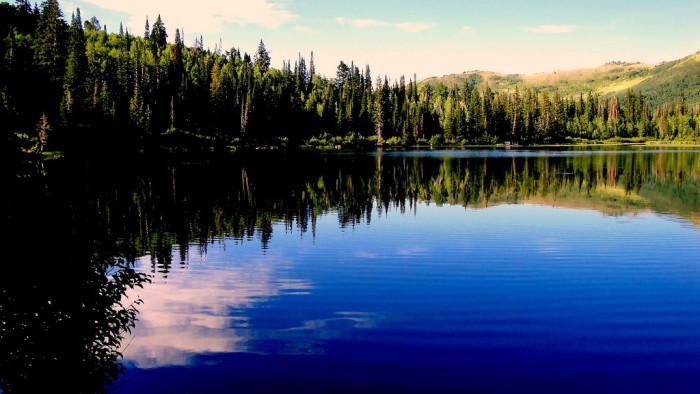 7) Silver Lake