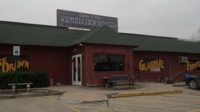 14. Sister's 2-Too Antique Mall